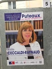 Puteaux, élection municipale 2015