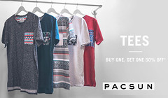 pacsun coupons - 20% 30% 50% off promo codes