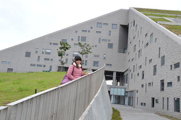 台東大學知本校區圖書館37