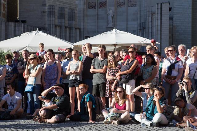 Alackadaisical - Openingsavond Groot Verlof 2015