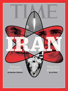 Time iran-cover