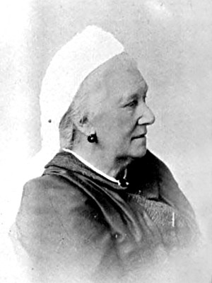 Mary Ann Müller, one of the first feminists in New Zealand