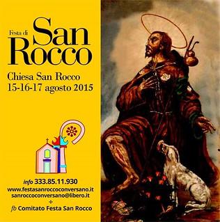 Conversano- festa di San Rocco