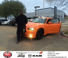 #HappyBirthday to Diangelo Thompson from Everyone at Holt Chrysler Jeep Dodge!