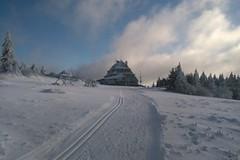 Aktuální stav sněhu na českých horách - Beskydy suverénně vedou!