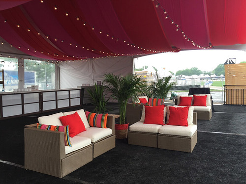 VIP - Main Stage Lounge
