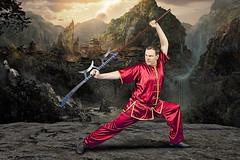 MILTON Jonathan horse cutter reverse bow kung fu