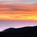 FOG OCEAN SUNRISE by Larry W Brown
