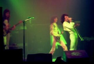 Queen live @ Toledo - 1976