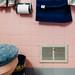 Pink Tiles, Ridgewood NJ by Steve Fretz