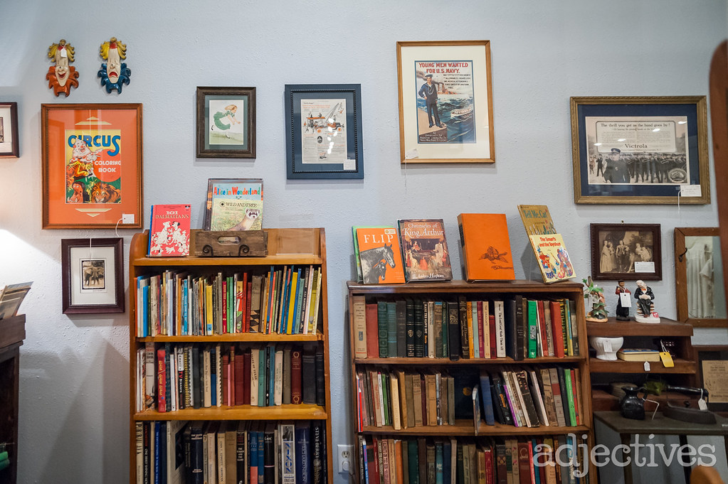 Adjectives Featured Finds in Altamonte by On The Shelf