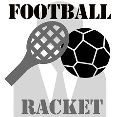 FOOTBALL RACKET is a corporate game not just for the FIFA