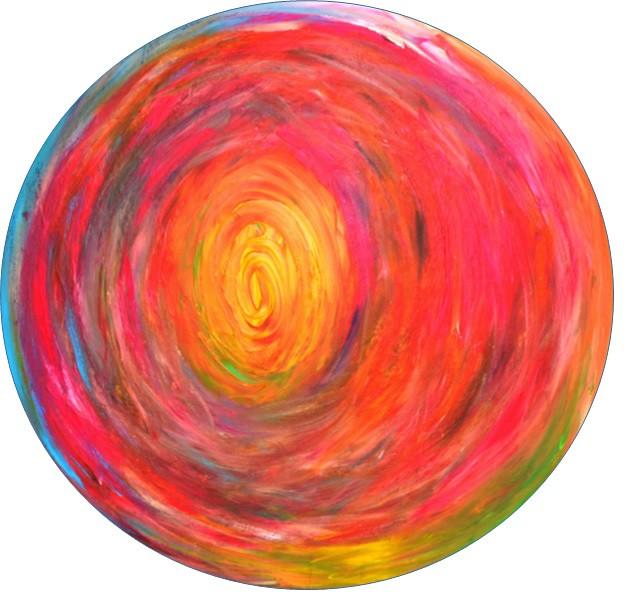 circle in a circle