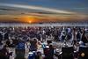 Sunset On Territory Day: Mindil Beach Darwin