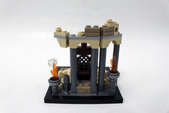 LEGO Marvel Super Heroes SDCC 2015 Avengers: Age of Ultron Throne of Ultron