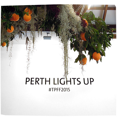 Telstra Perth Fashion Festival 2015 Program Launch