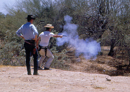Shooting out in the desert 2. 1972.