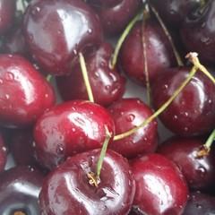 cherry, berry, produce, fruit, food,
