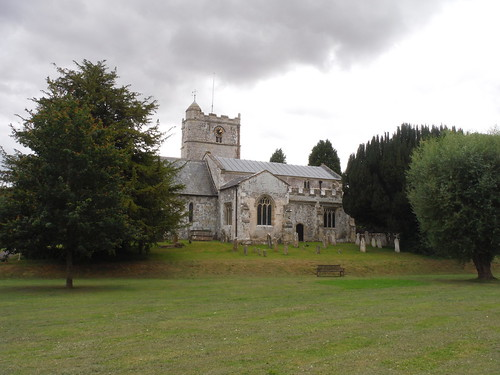 St. Michael and All Angels, Coombe Bissett (2)
