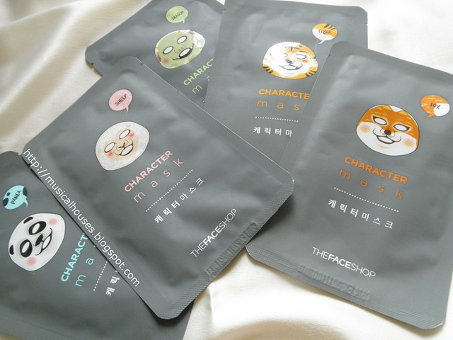 The Face Shop Character Mask 3