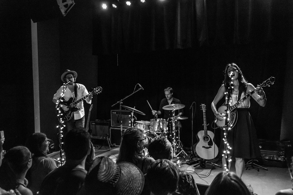 Honey Honey at Reverb Lounge | July 16, 2015