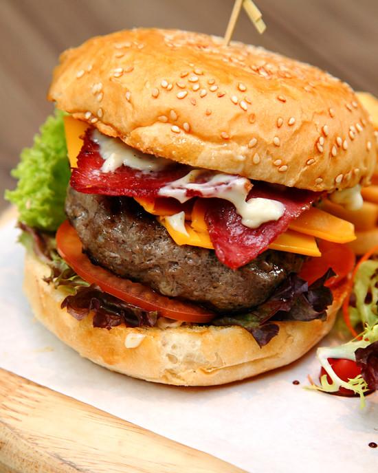 Skillet-Beef-Burger