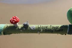 Saltburn by the Sea Yarnbombers 09-06-2015