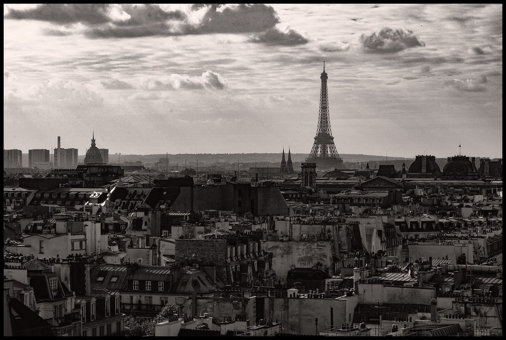 October Light - Paris - 2014