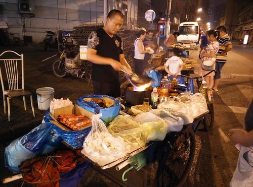 Shanghai Street Noodle Man