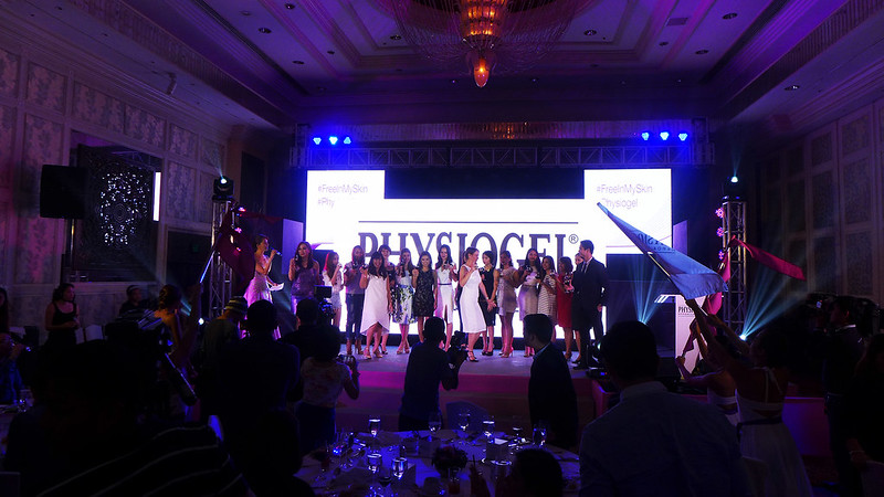 physiogel grand launch