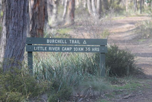 Burchell Trail Start Point