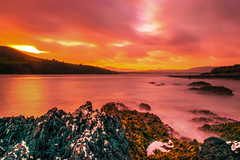Dingle Bay sunset