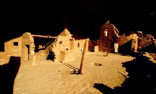 Maisons troglodytes (Spruce Tree House) à Mesa Verde
