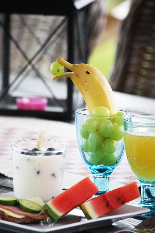 Banaanidelfiinit tarjolle lastenjuhliin Kaikki Paketissa