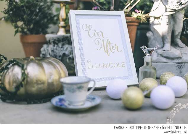 ELLI-NICOLE Ever After collection