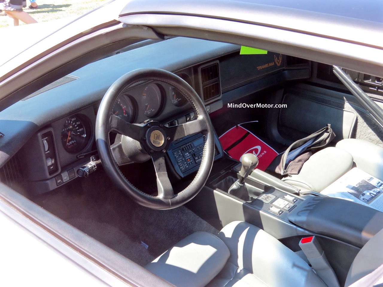 Trans Am Kammback Interior
