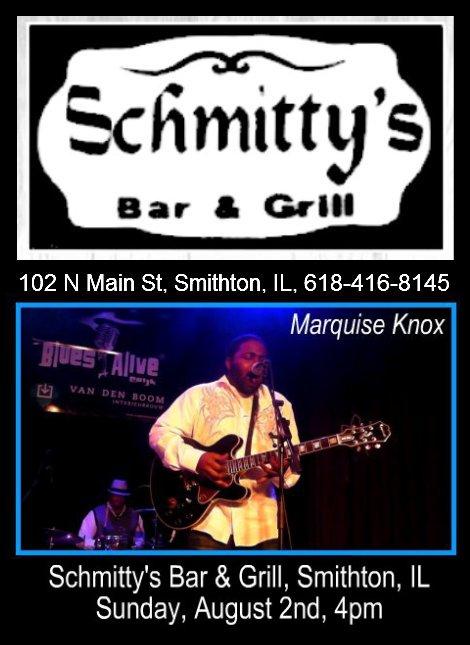Schmitty's Bar & Grill 8-2-15