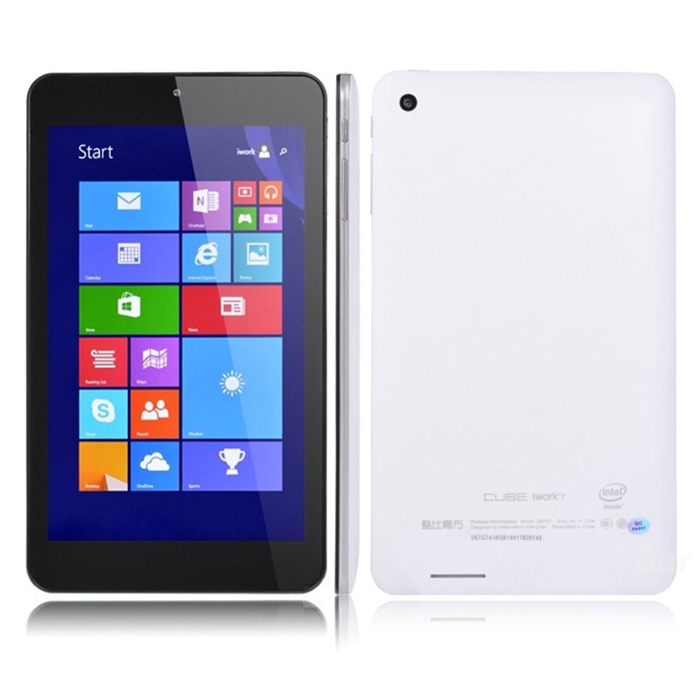 CUBE iWork 7 - планшет на Windows