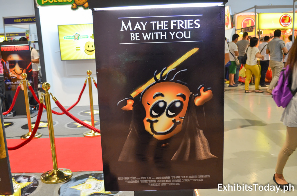 May The Fries Be With You