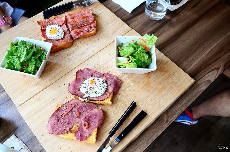 莫爾本布蕾斯咖啡廳板橋府中早午餐推薦不限時Melbourne Press  Cafe(18)