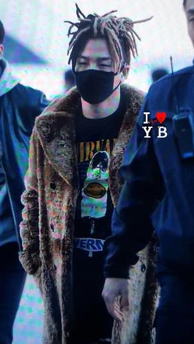 BIGBANG departure Seoul to Fukuoka 2016-12-09 (22)