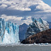 Perito Moreno - After Ice Bridge Collapsed by cheryl strahl