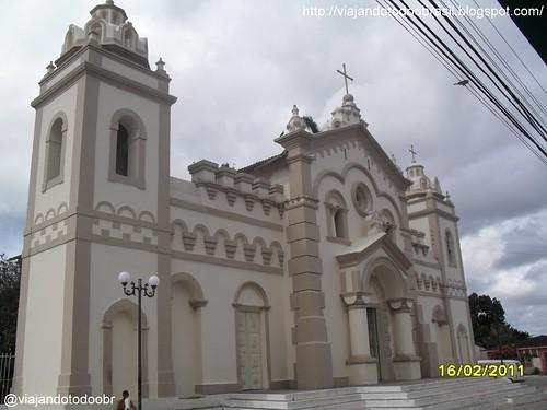 Colônia Leopoldina - Igreja Matriz de Nossa Senhora do Carmo