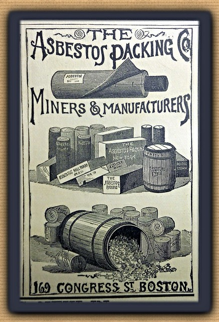 The Asbestos Packing Company