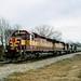 CN Train 435