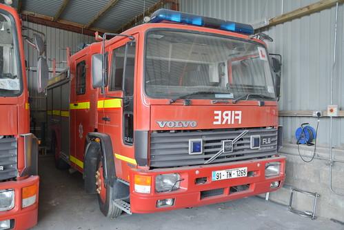 Tipperary Fire & Rescue Service 1991 Volvo FL6 14 IDT WrL 91TN1265