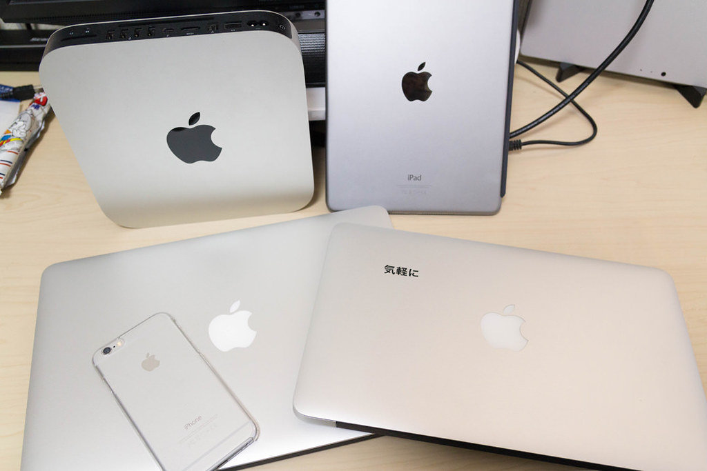 今までに購入したMac製品達
