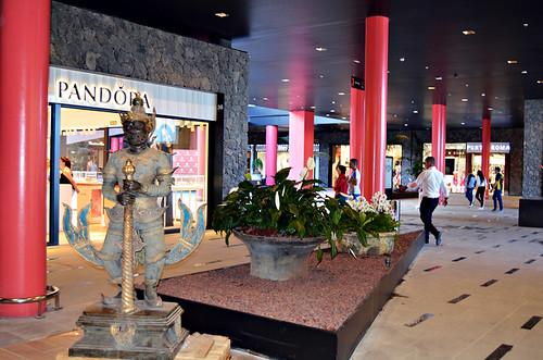 Entrance, Siam Mall, Costa Adeje, Tenerife