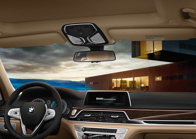 BMW Série 7 (2016)