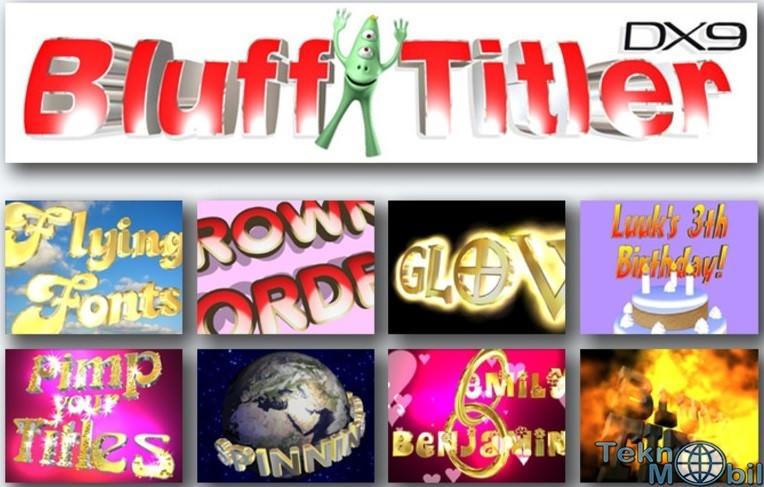 BluffTitler Pro Türkçe